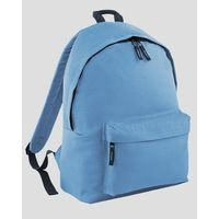 BG125 Bagbase Backpack Zaino con tasca frontale personalizzato Thumbnail